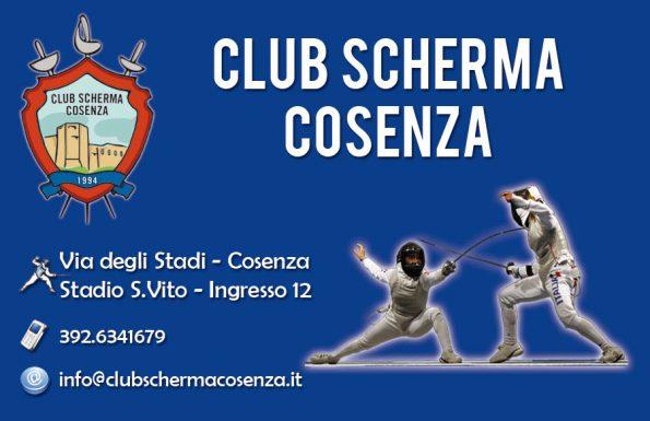 Contatti Club Scherma Cosenza