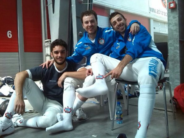 Pastore, Perri e Bruno ad Adria Serie B1