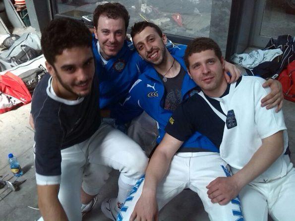 Squadra Fioretto Adria Serie B1
