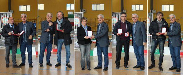 Premi 20 anni Club Scherma Cosenza