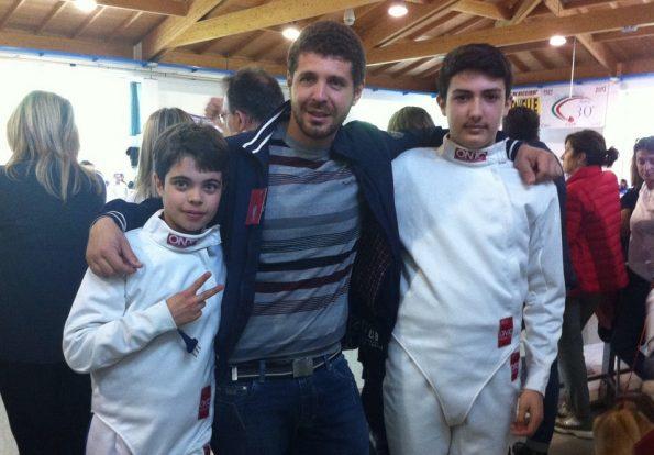 De Luca e Valente ai Campionati Italiani GPG 2015