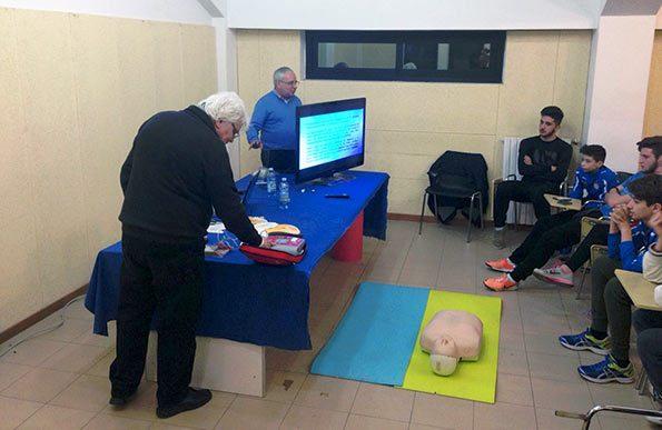 Uso defibrillatore corso primo soccorso