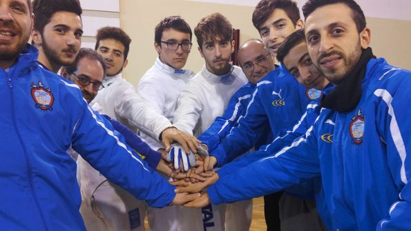 Foto gruppo Coppa Italia Platania