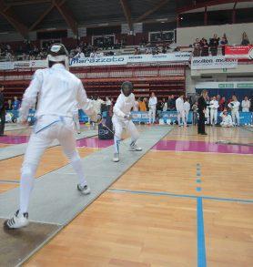 Francesco Pio Fusaro, gara nazionale cadetti a Novara