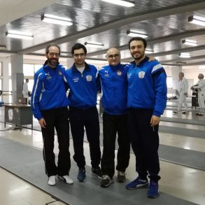 La Regina, R. Perri, Monteforte e Angotti