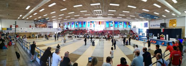 Campionati Europei Master Scherma 2017