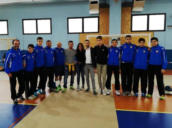 Prima Prova Spada Rogliano 2017-18