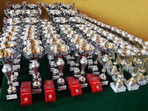 Trofeo Caffe Aiello 2018: le coppe